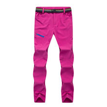 Women work ultra thin Quick Dry Fitness Breathable Camping trekking pants outdoor