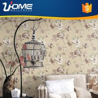 Uhome Moisture Proof Hot Home Wallpaper 2015 Designs with High Quality