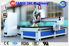 SG-1325 atc CNC Router tool magazine capacity of 8 tools HOT!!!