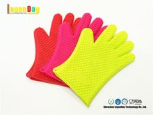 Latest Microwave Heat Resistant Oven Use Silicone Hand Bbq Gloves