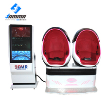 Sale Earn money game machine 9d egg electric system virtual reality cinema simulator