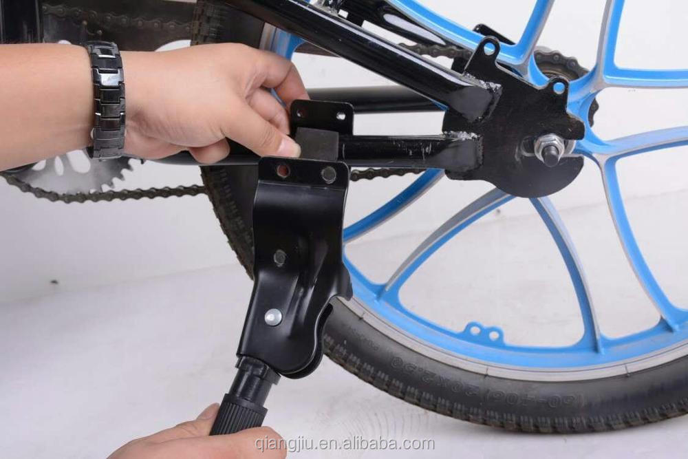 Bicycle accessories steel kickstand