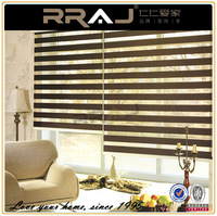 modern rainbow colored electronic curtain designs