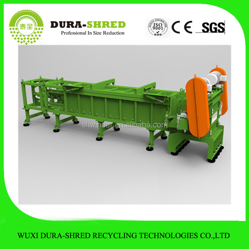 Special designed spare parts for shredder for sale