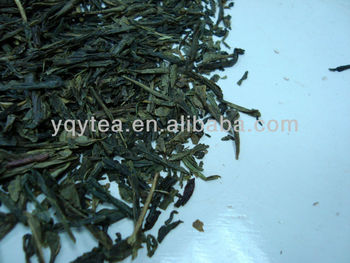 Chinese style sencha steamed green tea