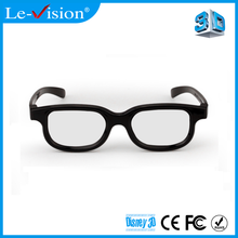 Durable 3D Theater Polarized Circular Passive 3D Glasses 4D 5D 6D 7D 9D Cinema Glasses