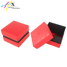 China supplier Customize paper box packaging, paper watch box, paper jewelry box