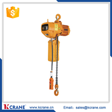 electric chain hoist 2 ton for sale