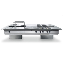 Commercial heavy duty industrial kitchen equipment for restaurant cooker
