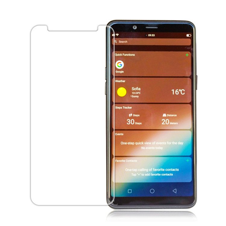 0.3MM 9H Tempered Glass Screen Protector For Oppo Realme <strong>1</strong>