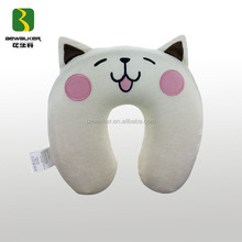 Airplane Animal U Shape Memory Foam Neck Pillow For Travel