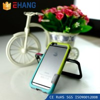Mobile phone spare parts two-tone 0.7mm original bumper case for iphone 5