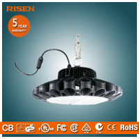 Exhibition Center Lighting UFO Adjustable 180W Low Bay Lighting Fixtures