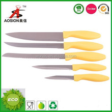 kitchen promotion stainless steel chef knife