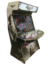 Two players upright arcade game machine jamma machine