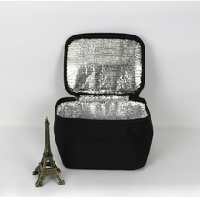 aluminium foil bike cooler bag insulated lunch cooler bag zero degrees inner cool