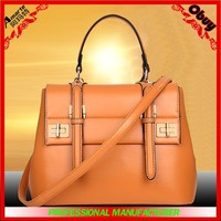 2015 european leather office women bags manufacture supplier china