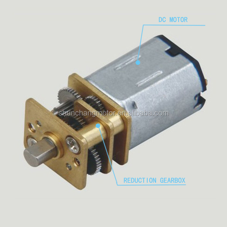 Small battery powered n20 motor buy small battery for Battery powered dc motor