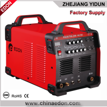 INVERTER PULSE AC DC TIG 200P ALUMINUM MMA WELDING MACHINE