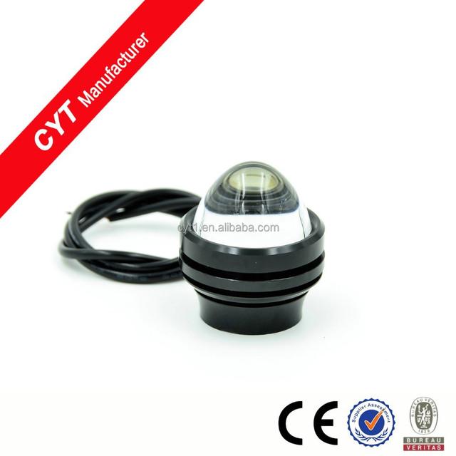 Eagle eye 15W White Flasher LED Daytime Running Light FOR Car DRL