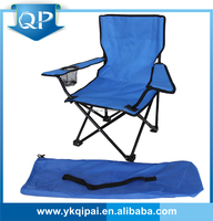 High strength and light weight for outdoor picnic leisure three legs folding chair