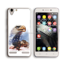 Free sample custom print design soft gel hard case for lenovo a850