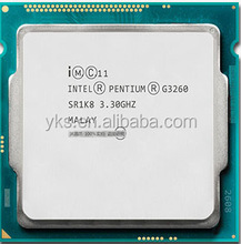G3260 dual core channel ddr3 64bits 22nm 53W lga1150 external cpu processor for desktop
