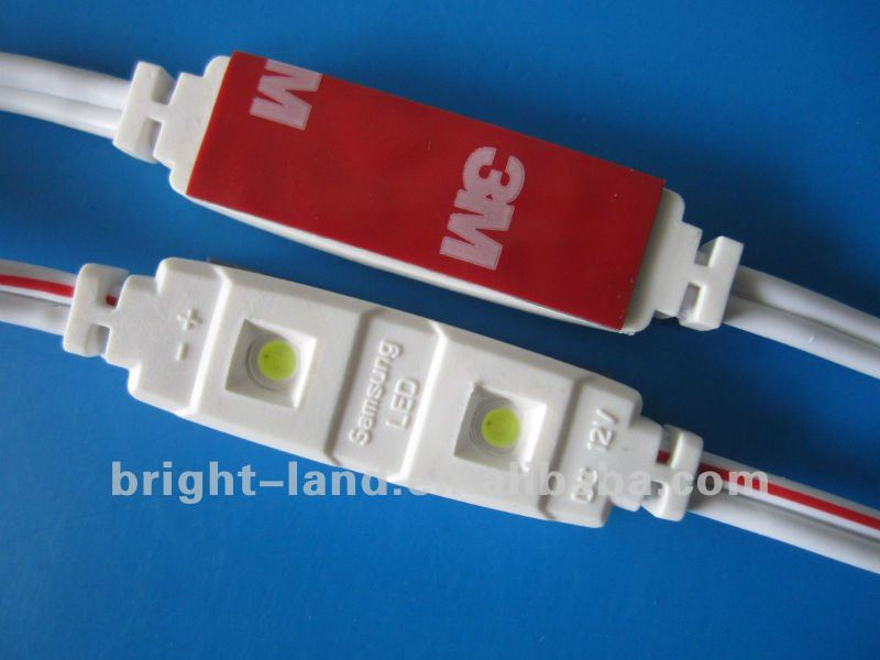 Factory made 2pcs LED backlight,led module with waterproof IP65/68