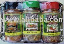 Island Seasonings Lauhala Gift Set of 3