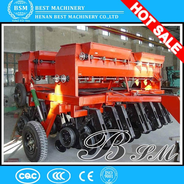 2015 new model No-tillage corn seeder,corn planter/maize, soybean seed drill