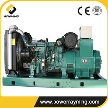 Good Price 360KW With Volvo Engine Four Stroke Electronic Diesel Genset