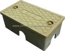 1000mm materials covers locking manhole cover and frame with rubber gasket