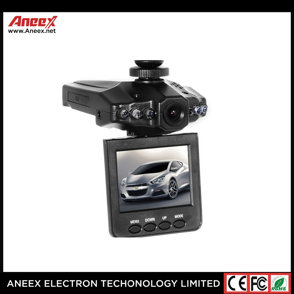 Best sale car dvr with 2.5 inch screen motion detection dash cam HD car dvr camera