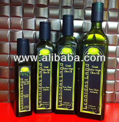 Extra Virgin Olive Oil from Laconia