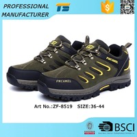 Sport Factory In Jinjiang Durable Outdoor Shoe Cheap Hiking Shoes