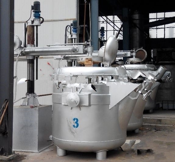 7t Transportation Crucible For Molten Aluminium Liquid