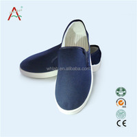 Anti-static PVC Sole Women ESD Shoes