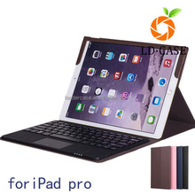 2015new arrival leather case for IPad mini2/3/4/air2 with keyboard universal tablet case for Microsoft Tablet PC