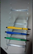 acrylic electronic cigarette display rack