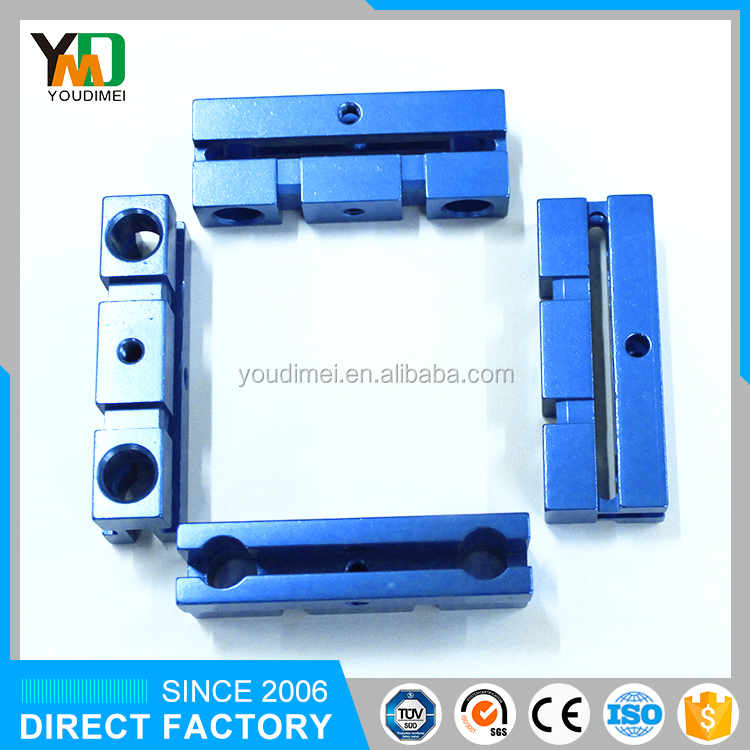 2016 stylish cnc part milling components