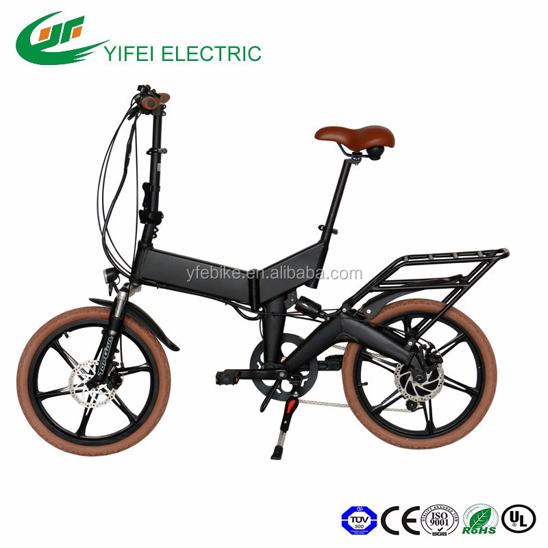 HOT selling 20 inch Hummer PAS pedal assist moped folding electric bicycle