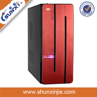 Hot selling mid tower micro atx desktop computer case \ high quality pc case \ OEM table computer case