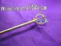 silver and rhinestone pageant crown scepter for sale