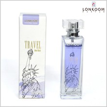Lonkoom Travel New York nice feeling perfume OEM/ODM