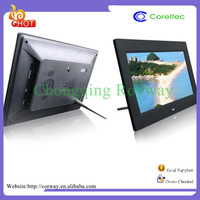 Simple Function Digital Photo Frame 20 Inch Wall Mount Digital Photo Frame Motion Sensor Picture Photo Frame