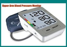 Irregular Arrhythmia Indicator Upper Arm BP Meter