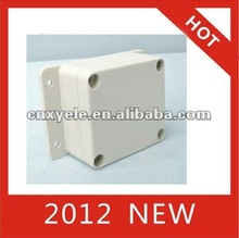 Plastic waterproof electrical box (with stationarity)