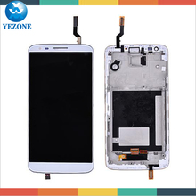 Factory Price Complete LCD Screen For LG G2 VS980 (Verizon), Top Selling Product For LG G2 LCD Touch Screen Digitizer with Frame