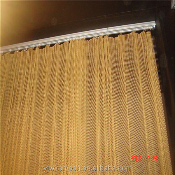 decorative metal mesh curtain hanging room dividers buy