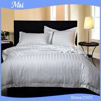100% Cotton King Size Commercial Duvet Cover Set/ Bed Linen Set /Hotel Bedding Set